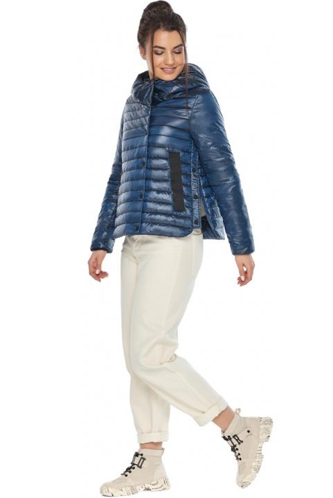 """Жіноча куртка модна колір ніагара модель 64150 Braggart """"Angel's Fluff"""" фото 1"""