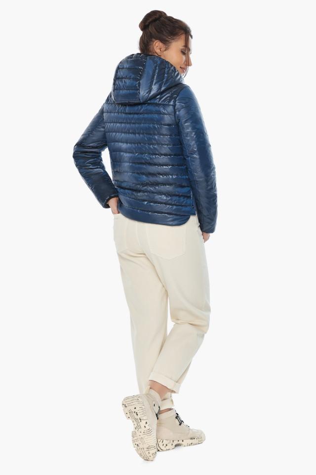 """Женская куртка модная цвет ниагара модель 64150 Braggart """"Angel's Fluff"""" фото 6"""