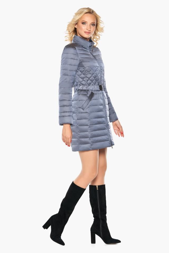 """Женская осенне-весенняя куртка цвет маренго модель 39002 Braggart """"Angel's Fluff"""" фото 2"""