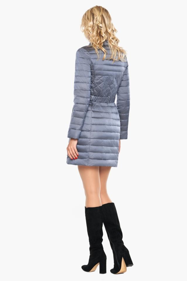 """Женская осенне-весенняя куртка цвет маренго модель 39002 Braggart """"Angel's Fluff"""" фото 5"""