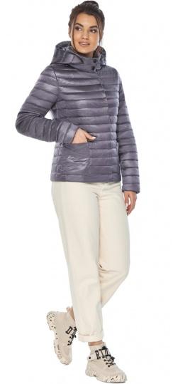 """Лавандовая куртка женская фирменная модель 67510 Braggart """"Angel's Fluff"""" фото 1"""