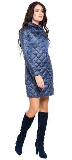 """Модная куртка женская осенне-весенняя цвет ниагара модель 20856 Braggart """"Angel's Fluff"""" фото 1"""