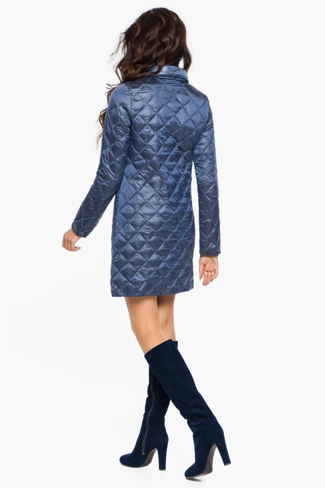 """Модная куртка женская осенне-весенняя цвет ниагара модель 20856 Braggart """"Angel's Fluff"""" фото 6"""